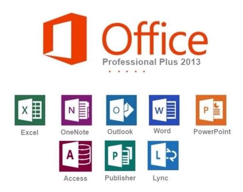 office 2013 con compatibilidad 2016 y 2019