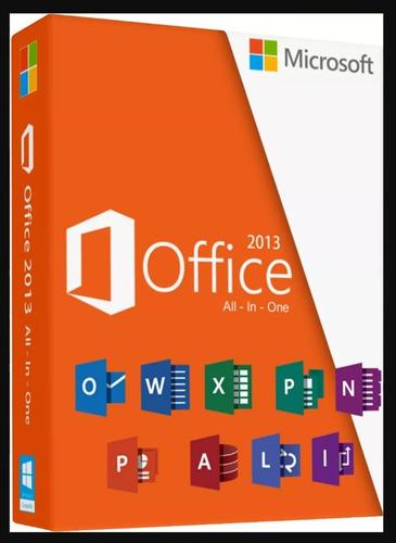 office 2013 pro plus licença - envio imediato - ativa online