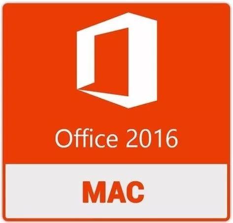 office 2016 mac - original 1pc