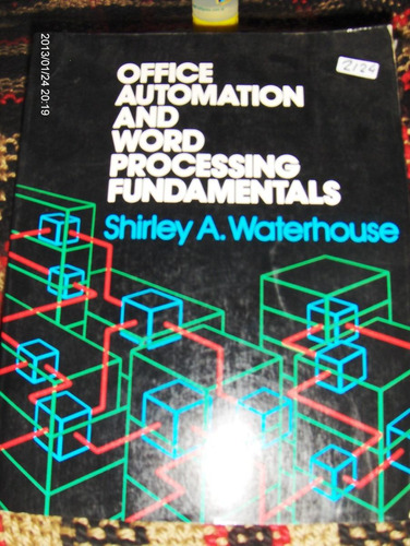 office automation & word processing fundamentals waterhouse