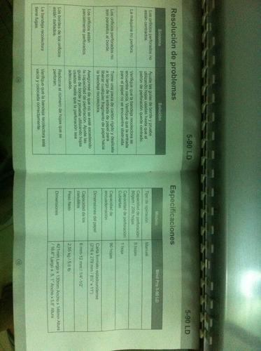 office deport binding machine