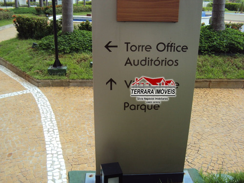 office parker tower - sala comercial - 46 m². - 6651-249