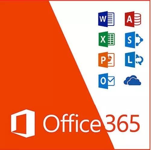 office365 licencia permanente para 5 pc's mac's o tablets