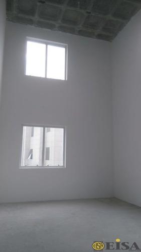 offices station tucuruvi, sala comercial com 33,40 m², pé direito duplo, vaga, em frente ao metrô !! - et4126