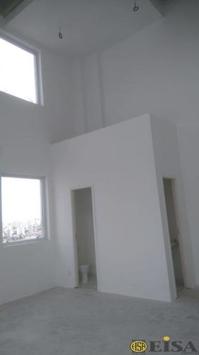 offices station tucuruvi, sala comercial com 35,70 m², pé direito duplo, vaga, em frente ao metrô !! - et4125