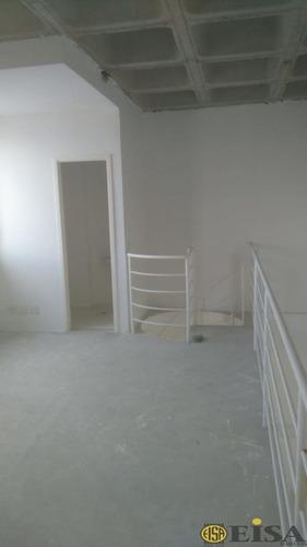 offices station tucuruvi, sala comercial com 60,40 m², mezanino, vaga, nova, em frente ao metrô !!! - et4124