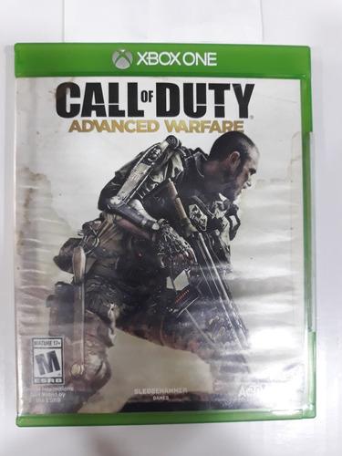 official call of duty®: infinite warfare xbox one como nuevo