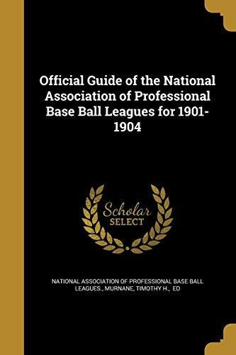 official guide of the national association of professional