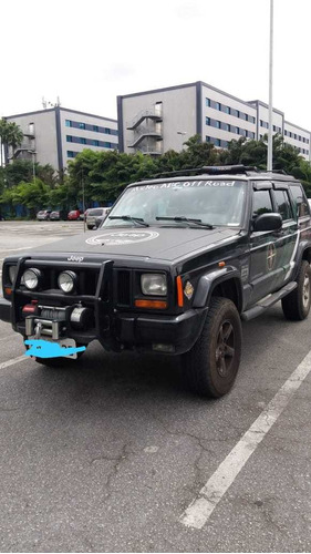 offroad cherokee lift 4x4 trilha off road