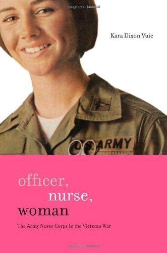 oficial, enfermera, mujer: el cuerpo de enfermeras del