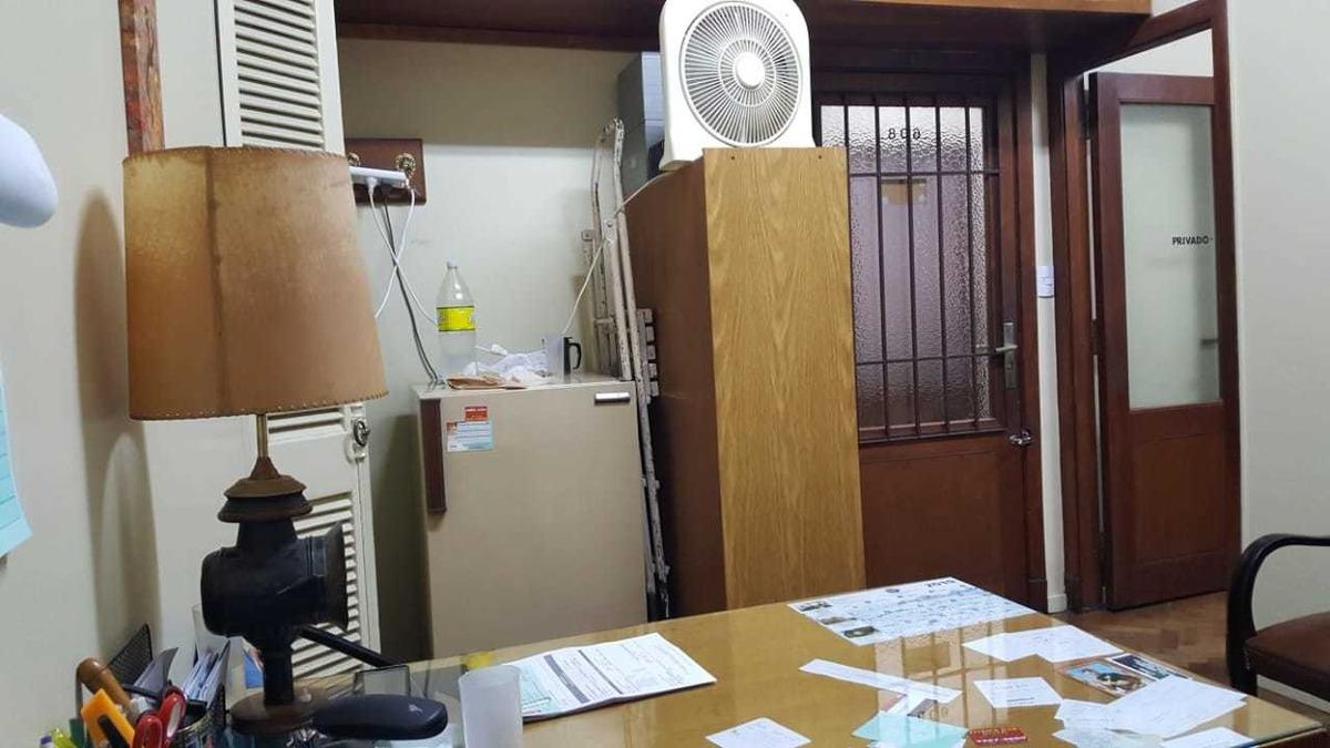 oficina 2 despachos - peatonal florida, venta o alquiler