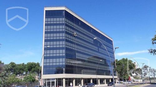 oficina 240m2 en puerto norte. a estrenar.  oficinas riberas . gimnasio y sum