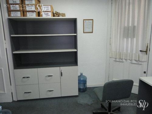 oficina 26 mts - microcentro 1/2 cuadra de la bolsa de valores