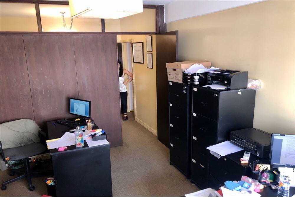 oficina 3 amb. tribunales alquiler amoblada
