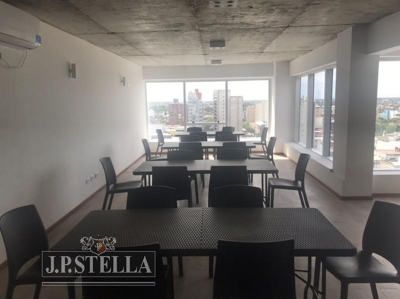 oficina 48 m² en edificio torre inteligente francisco h - s.justo (ctro)