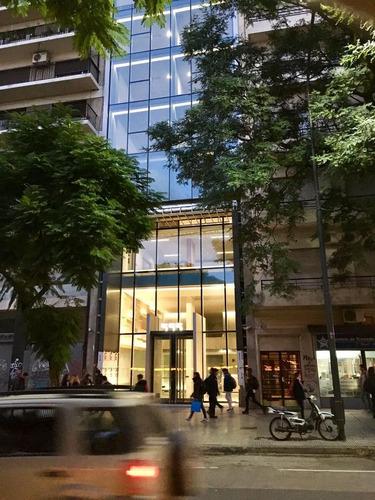 oficina 52mts excelente vista a la ciudad. categoria aaa