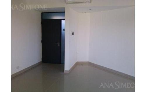oficina 55m2 c/cochera en complejo milberg office