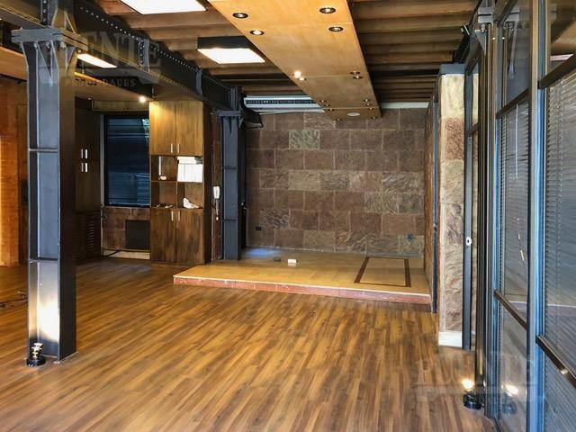 oficina, 80 m2, dock 7 puerto madero -alquilada-