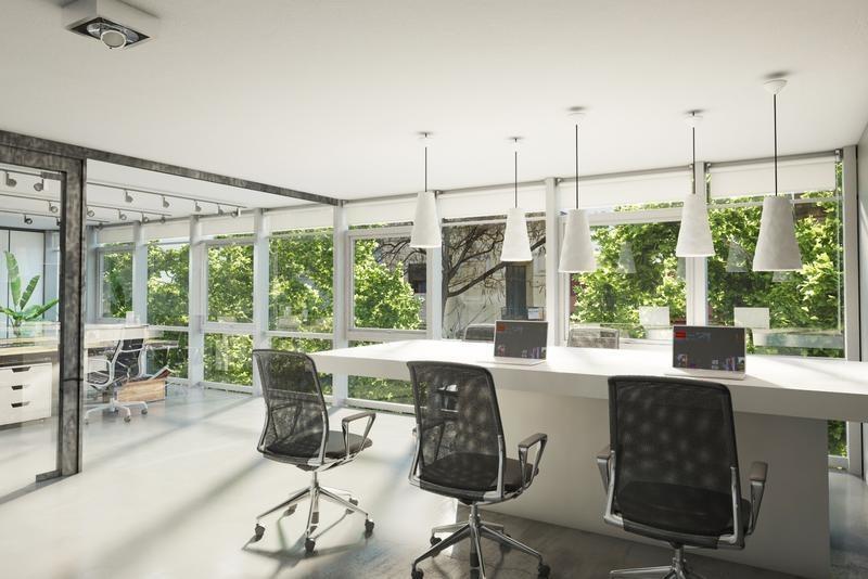 oficina 80m2 en smartbuilding de primera categoría