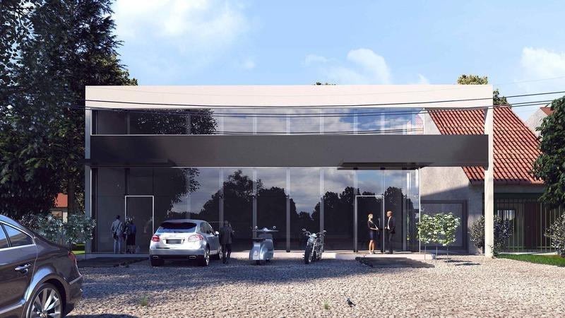 oficina 90 mts 2 al frente -estrenar -centenario  - manuel b gonnet