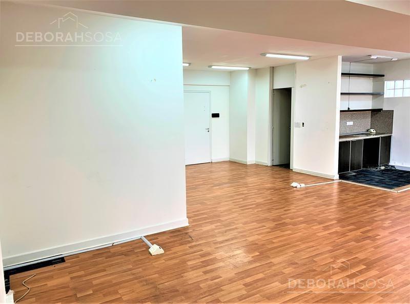 oficina 95mts en alquiler sobre corredor libertador