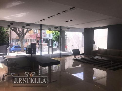 oficina a estrenar 48 m2 en torre edificio francisco h. - opción cochera cubierta - s.justo (ctro)