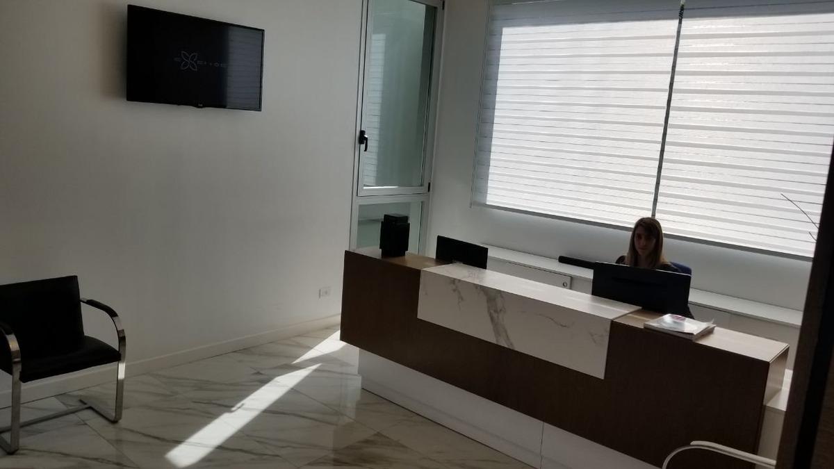 oficina a estrenar. edificio de ultima generación