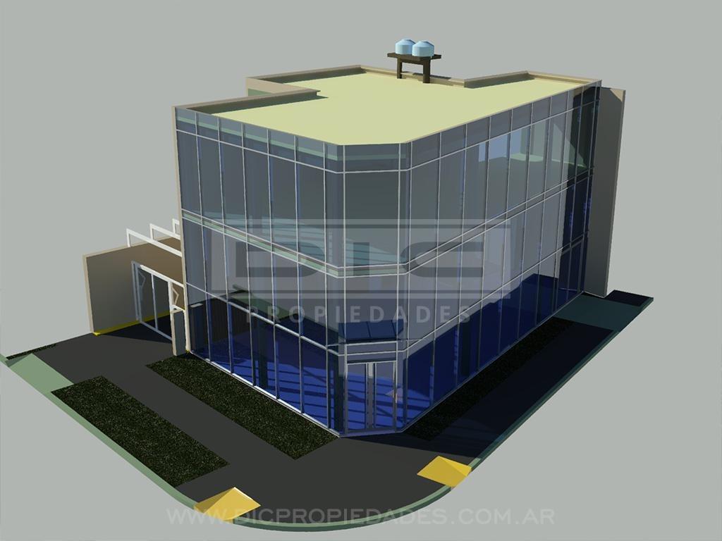 oficina a estrenar sobre panamericana , ideal usos multiples, 120m2 totales.