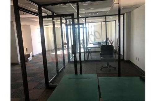 oficina a la renta en el edificio mayab zona av. de las americas