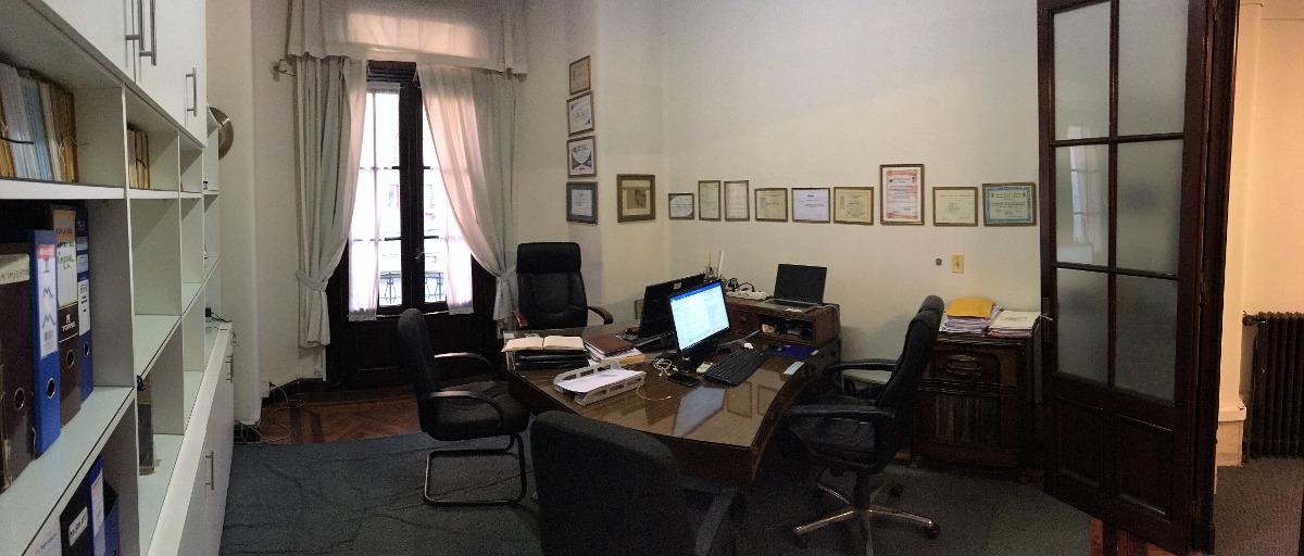 oficina a la venta en el centro (18 de julio y ejido)