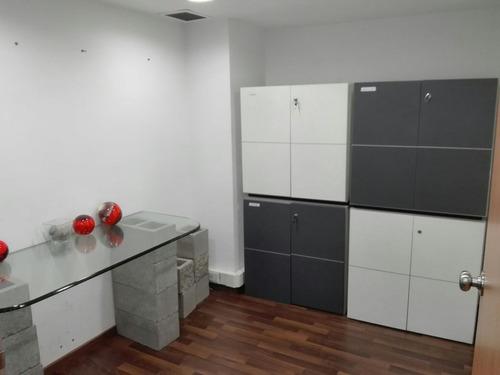 oficina aaa/cochera/equipada completa/ financiación propia