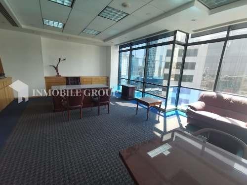 oficina acondicionada, 410.57 m2, lomas de santa fe, contadero.