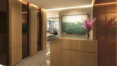 oficina acondicionada en renta en carretera nacional -  quadra towers