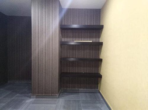 oficina adecuada en renta / 99 m2 en torre corporativa