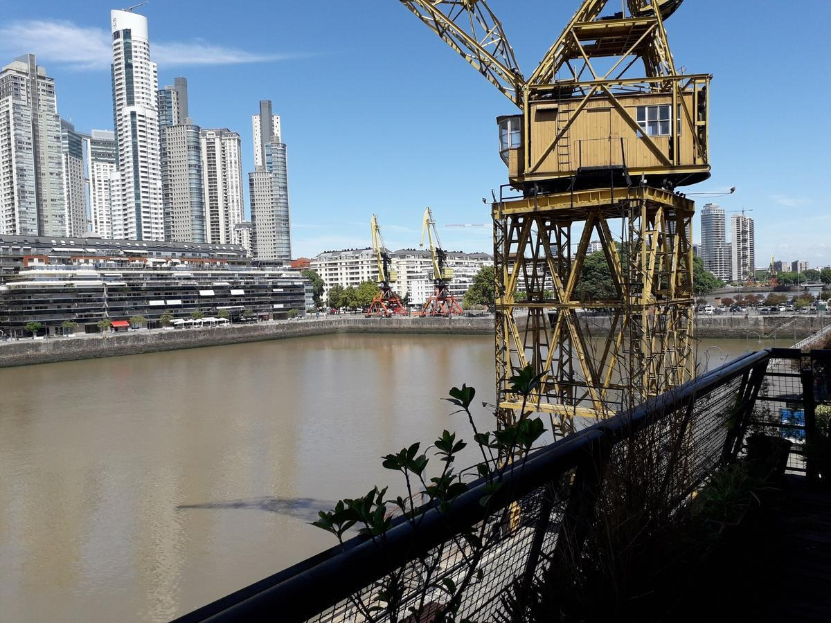oficina - alquiler - 150m2 - puerto madero