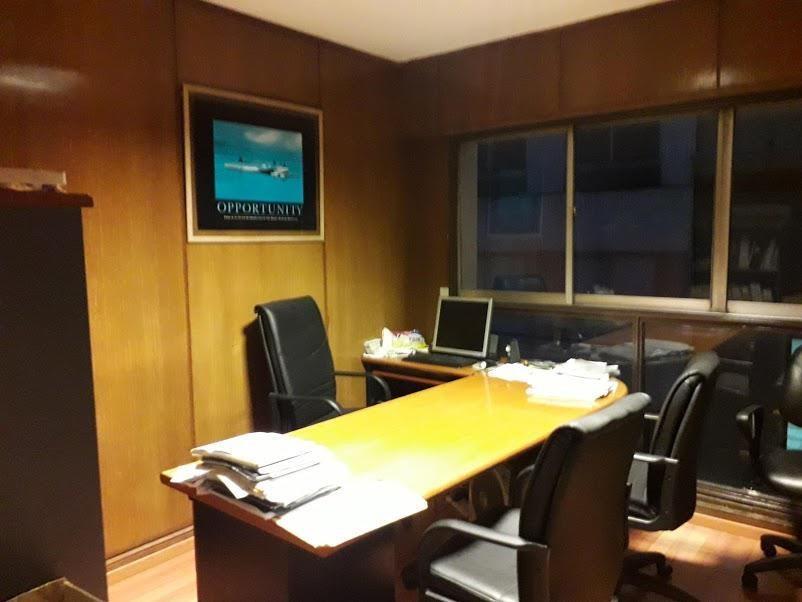 oficina - alquiler - centro - 113m2 con cochera.