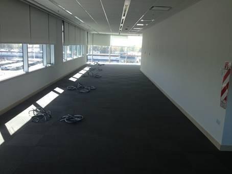 oficina alquiler | edificio proa, vicente lópez | 557 m2
