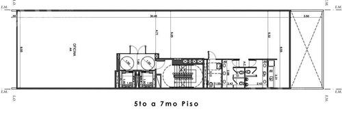 oficina - alquiler - parque patricios - 120m2