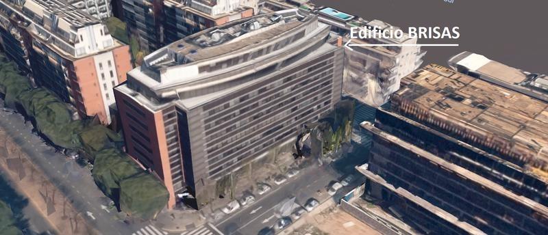 oficina alquiler puerto madero edificio brisas aaa