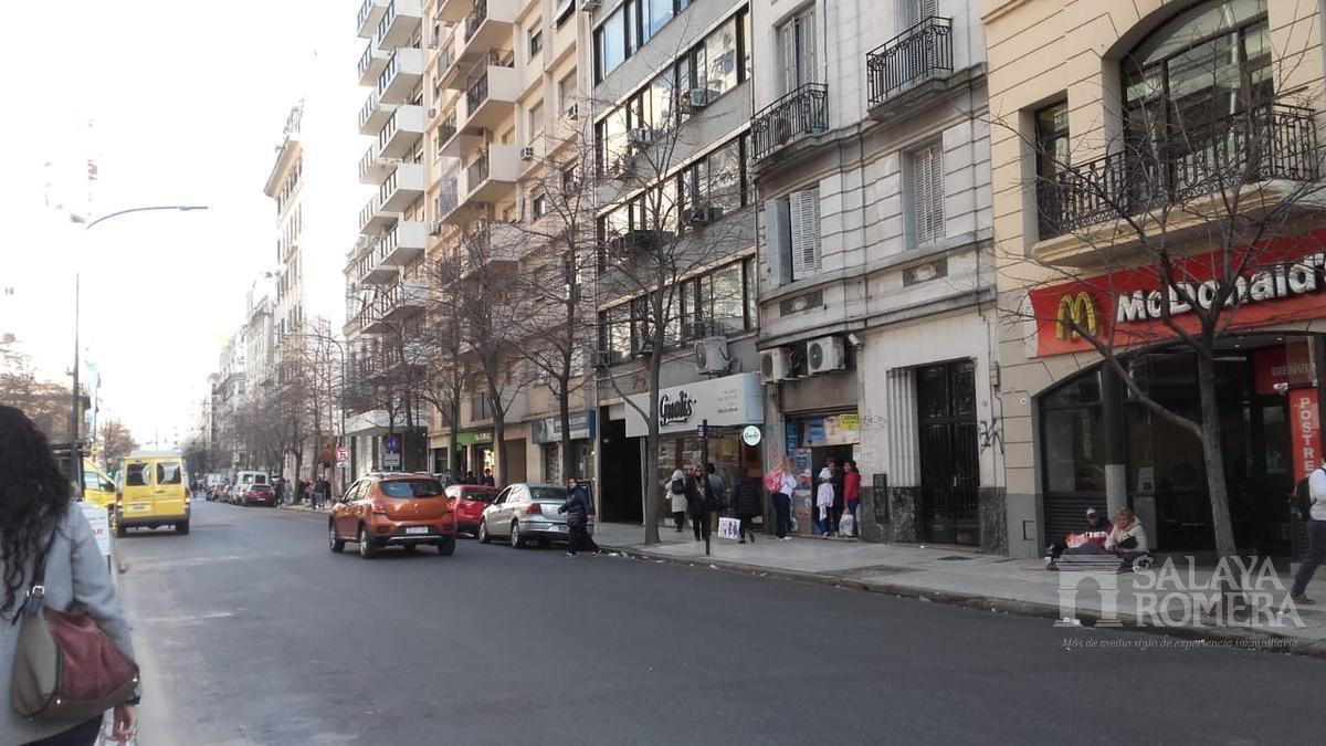oficina - alquiler  uruguay y cordoba equipada