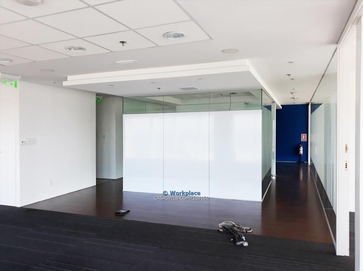 oficina alquiler world trade center buceo