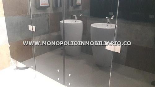 oficina amoblada arrendamiento poblado aguacatala cod: 12802