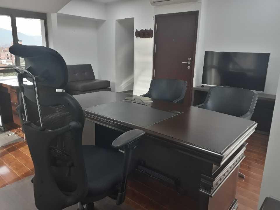 oficina amoblada en arriendo en la castellana