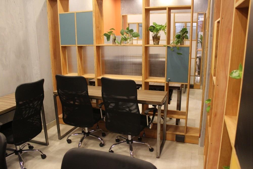 oficina amoblada, full equipada! en el centro de la ciudad.