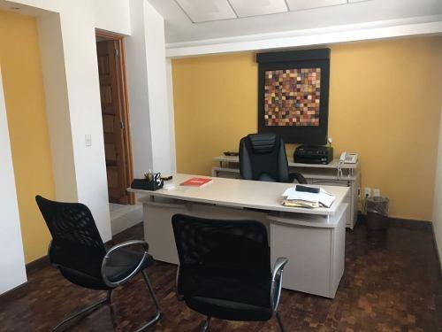 oficina amueblada en renta jurica