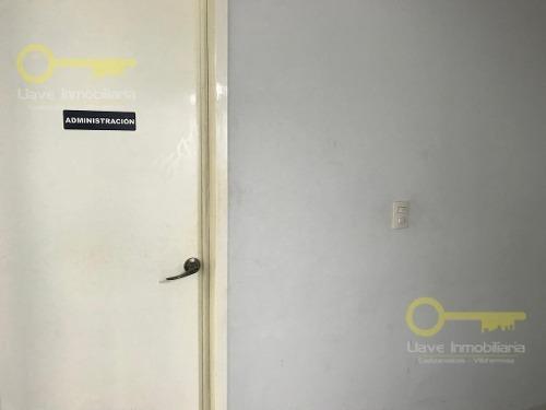 oficina amueblada en renta, llave, col. centro