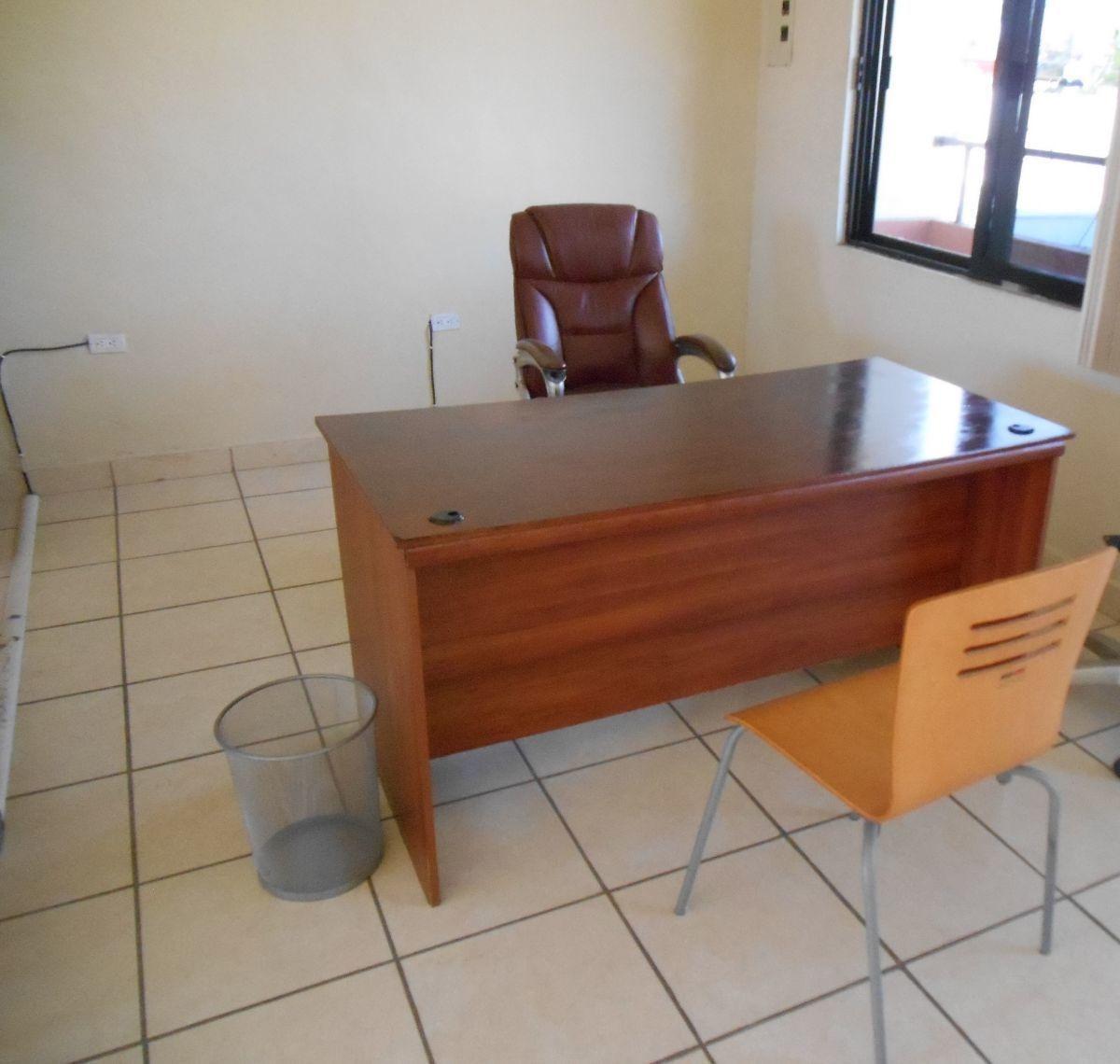 oficina amueblada en renta. morelos (3). centro de la paz. renta minima 1 año