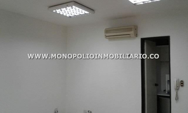 oficina arrendamiento - el poblado manila cod: 13135