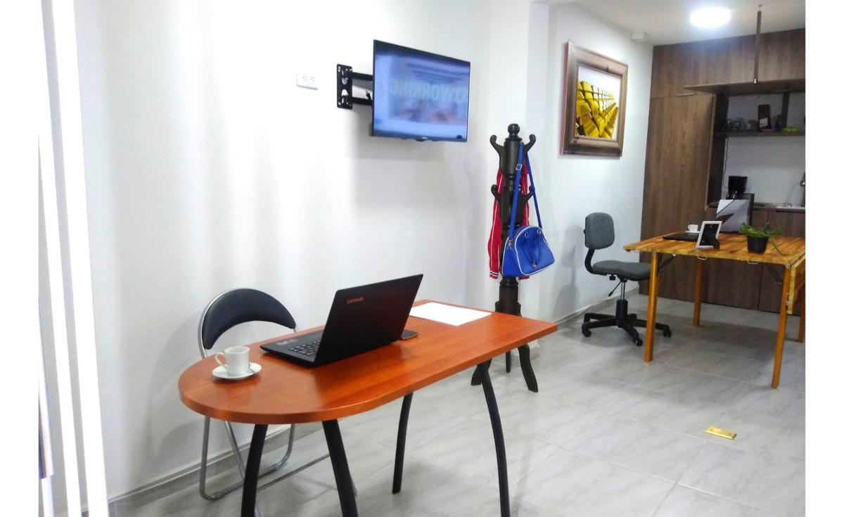 oficina barata itagui- arriendo por horas, dias o meses