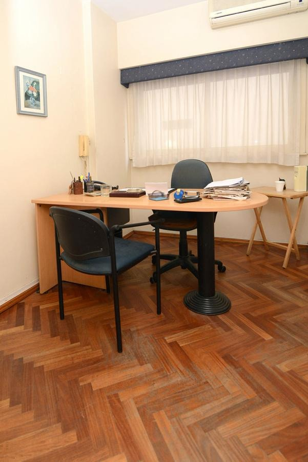 oficina - belgrano - 126m2 totales